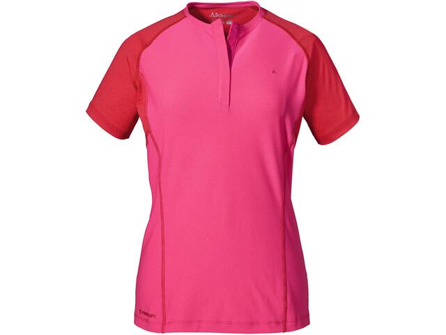 Schöffel Rosaria1 Camiseta Mujer, rosa